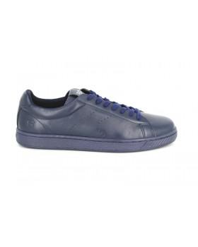 Pantofi sport Bit- Bontimes MONDO bleumarin din piele naturala de vitel
