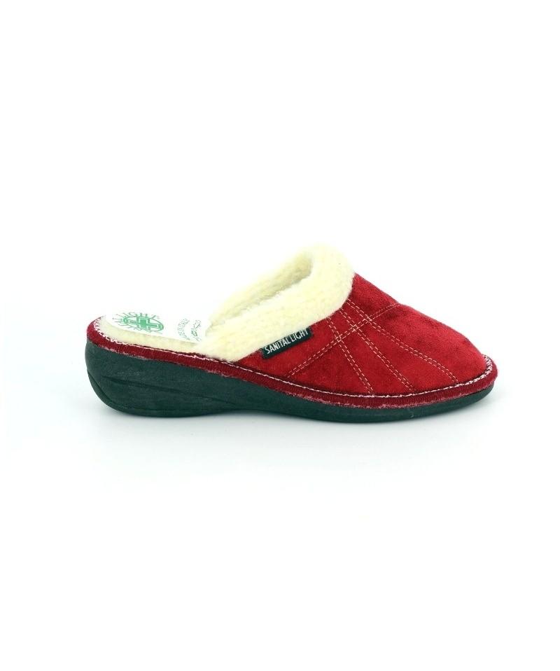 Papuci de casa de dama bordo