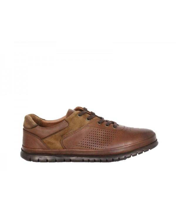 Pantofi casual DR JELL'S Maro, din piele naturala B8781