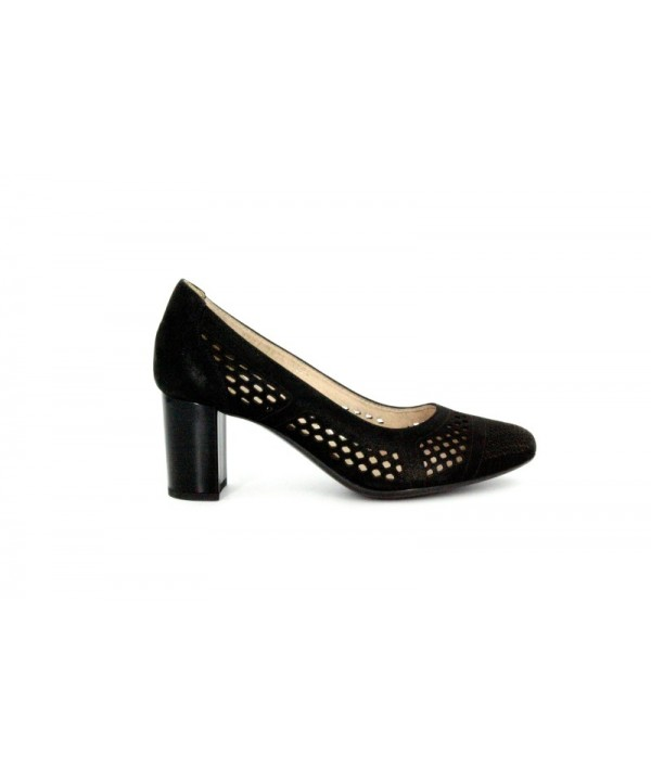 Pantofi eleganti KORDEL Negru din piele naturala