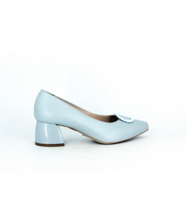 Pantofi eleganti KORDEL Albastru din piele naturala