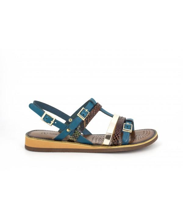 Sandale dama Anna Viotti din piele naturala