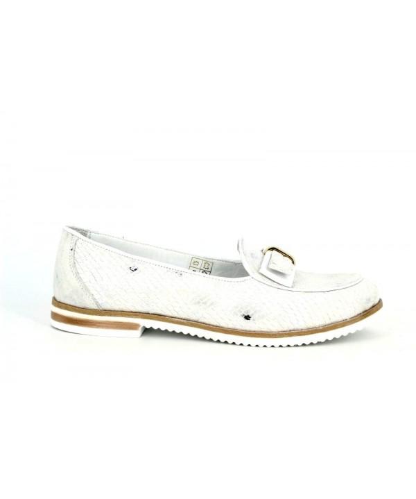 Pantofi dama d6239alb