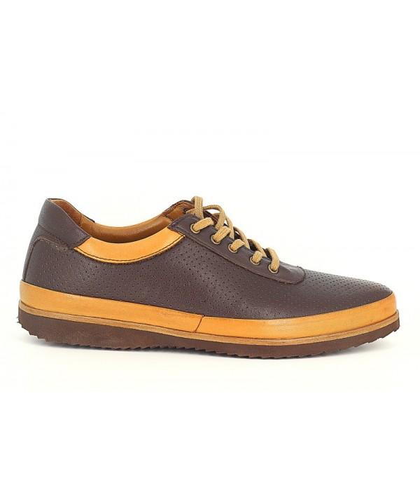 Pantofi barbati b229kahve