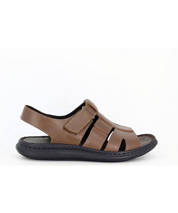 Sandale barbati b61104maro