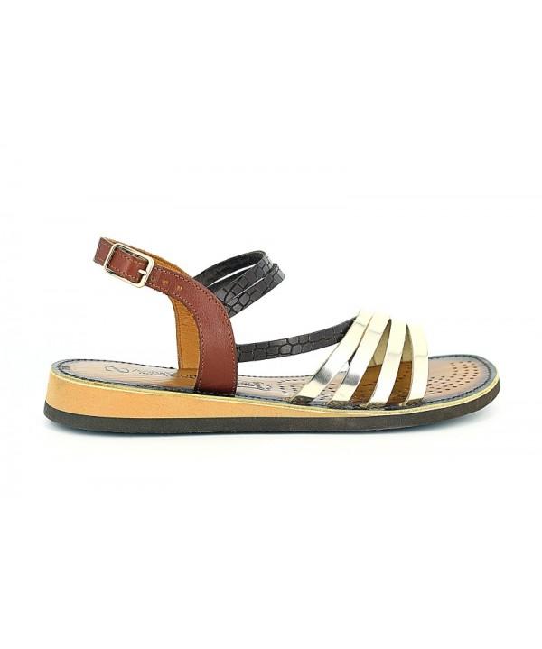 Sandale dama d.A18-7gold