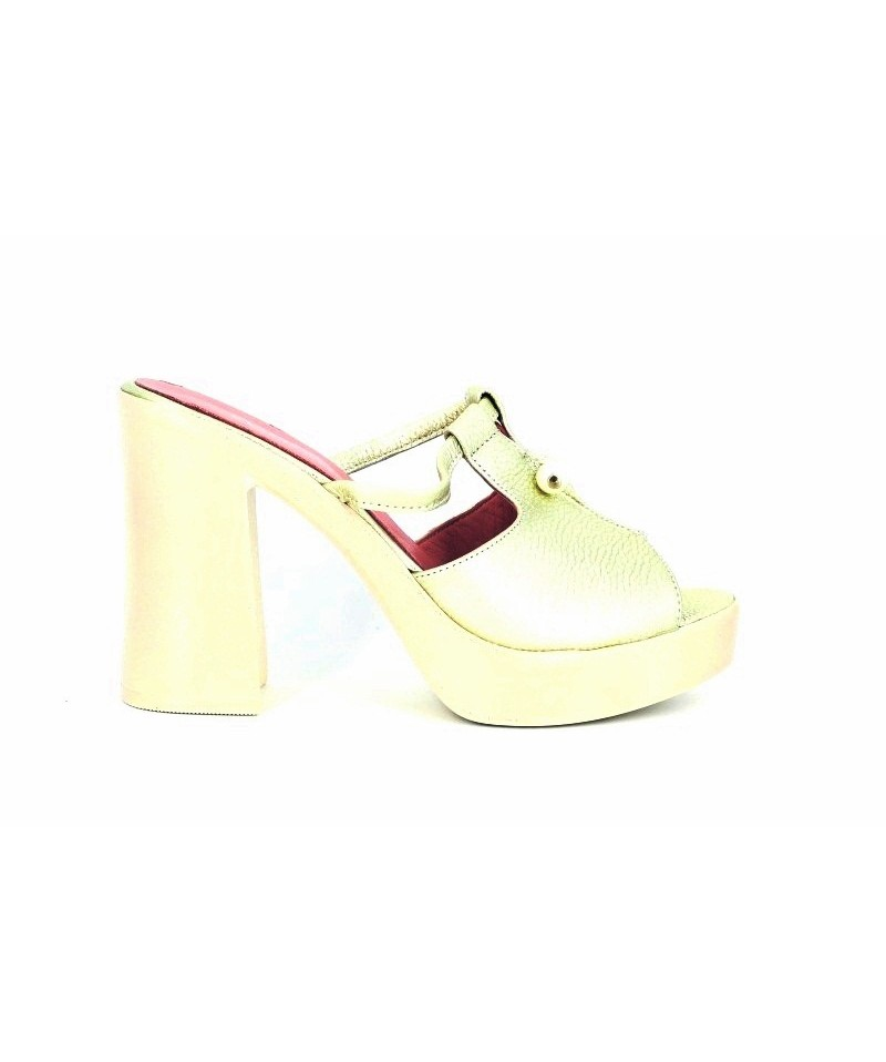 Sandale dama d309gold