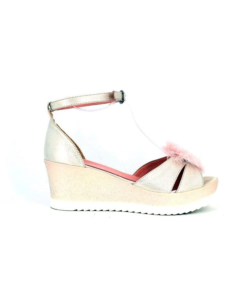 Sandale dama d316powder
