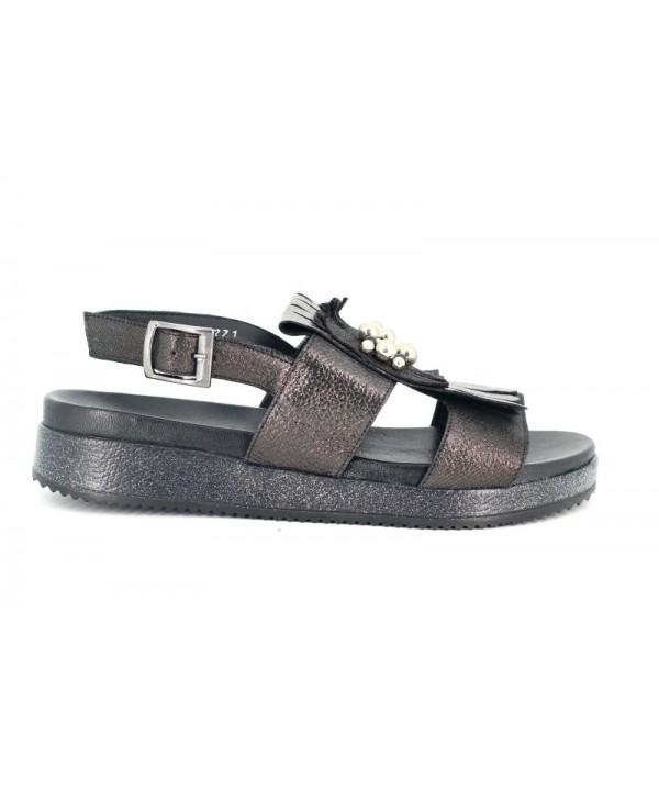 Sandale dama d403black