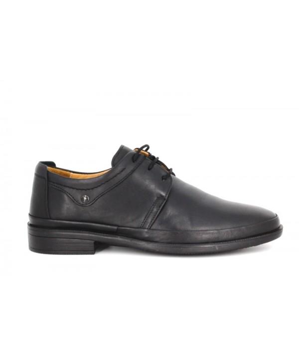 Pantofi barbati b650 black