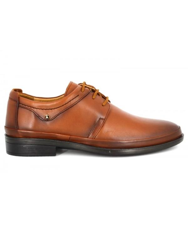 Pantofi barbati b650 taba