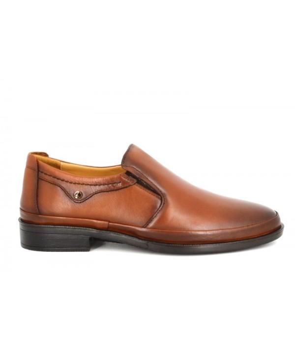 Pantofi barbati b651 taba