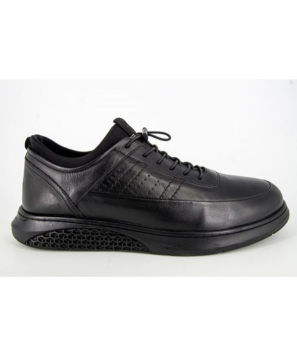 Pantofi sport GORETTI Negru din piele naturala B17-550