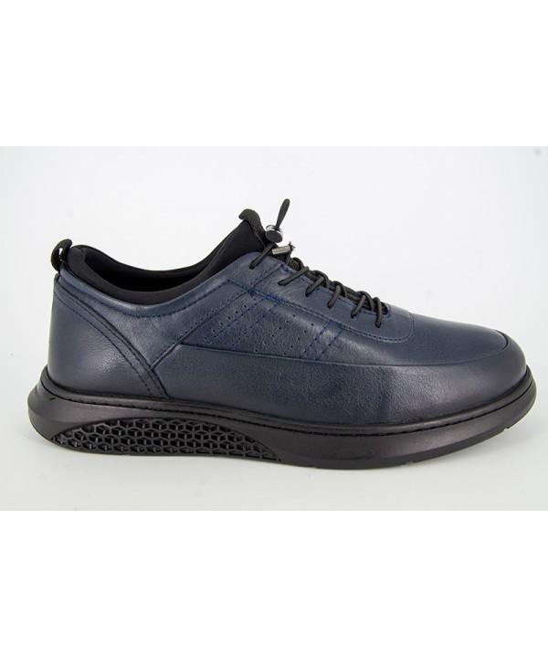 Pantofi sport GORETTI Albastru din piele naturala B17-550