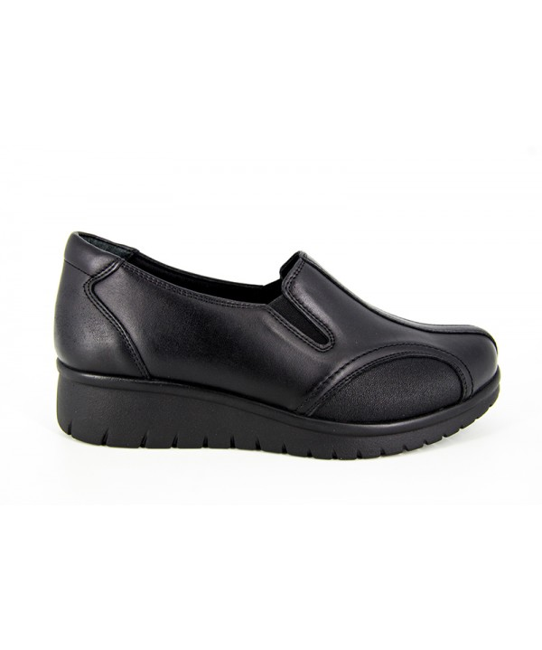 Pantofi  dama ANNA VIOTTI Negru din piele naturala D5778
