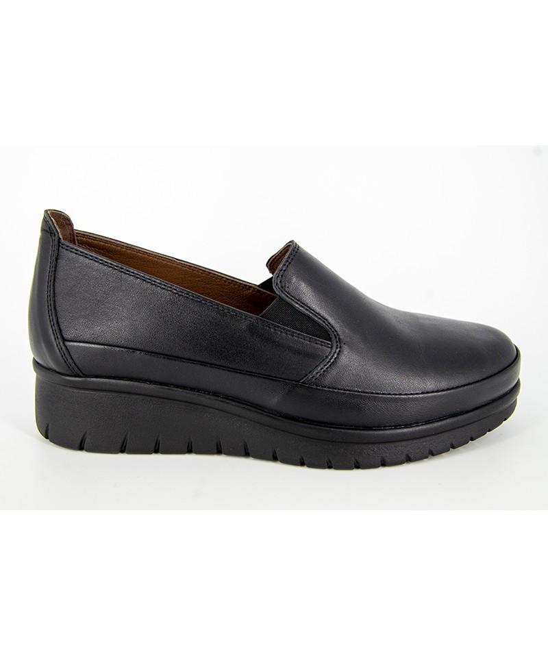 Pantofi  dama ANNA VIOTTI Negru din piele naturala D5785