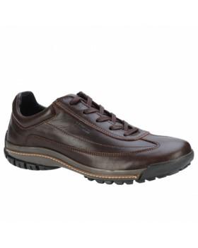 Pantofi casual barbati Bit - Bontimes maro din piele naturala