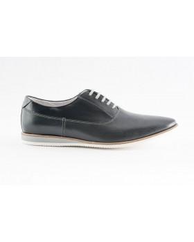 Pantofi casual marca Goretti din piele naturala de vitel