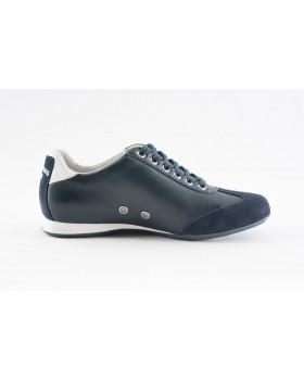 Pantofi dama casual Bontimes din piele naturala de vitel