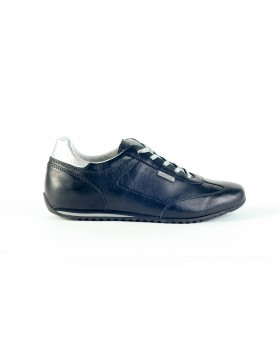Pantofi sport Bit-Bontimes negri din piele naturala de vitel