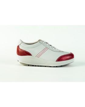 Pantofi sport dama Bit Open alb